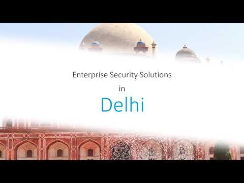 Matrix ComSec at IFSEC India 2018 | Security Exhibition