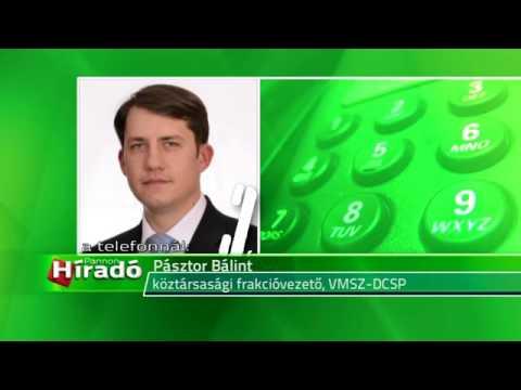 Pásztor Bálint: Nincs olyan törvény, amely ezer eurós bírságot írna elő közlekedési szabálytalanság esetén-cover