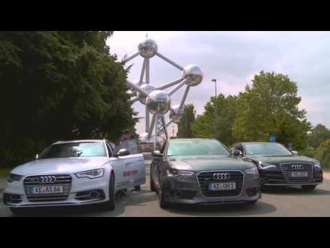 Motorvision Supercars ABT Road Trip Goodwood 2013