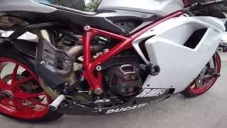 5. Ducati 848 evo Dry Clutch