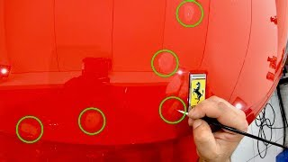 """Video How To Correctly """"Paint Touch-Up"""" Stone Chips On Your Car To Get The Best Results! MP3, 3GP, MP4, WEBM, AVI, FLV Juli 2019"""