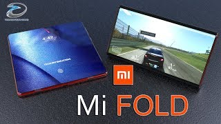 Mi Fold Concept Introduction, the Ultimate Foldable Smartphone ,Galaxy Fold Killer !!!