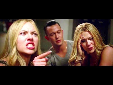 Don Jon (2013) - The Break Up scene