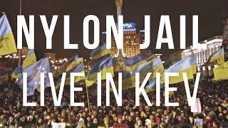 Video Nylon Jail — One Word — Live in Kiev 13/12/2013