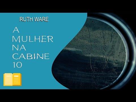 RESENHA | A Mulher na Cabine 10, de Ruth Ware
