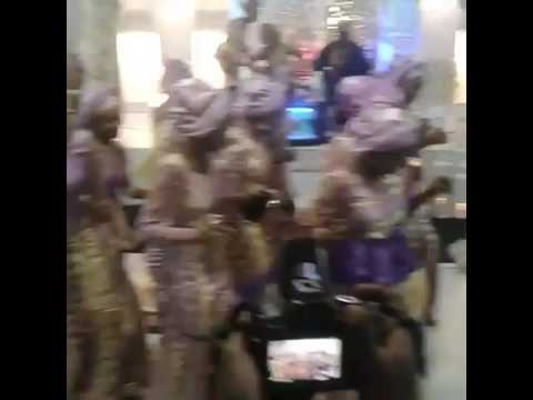 SEXY DANCE ON WEEDING DAY (HAUSA)