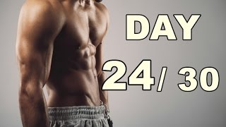Day 24/30 Abs Workout (30 Days Abs Workout) Home Workout