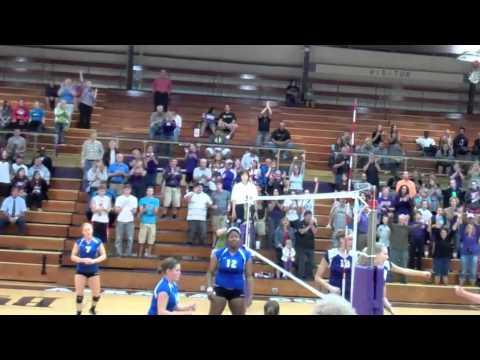 Butler VolleyBall vs Longview