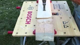 GOP 18 V-EC & C-Tec Speed Wood and Metal.
