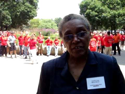 LN Cares Interview with Cecilia Long of Mercy Manor in Dayton, Ohio