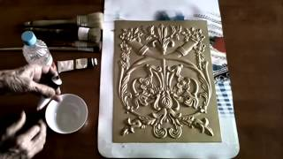 Мебельный декор (дверная накладка)