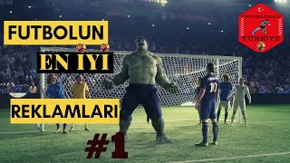 Video FUTBOLUN EN İYİ REKLAMLARI MP3, 3GP, MP4, WEBM, AVI, FLV September 2018