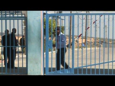 حماس تغلق معبرا بين غزة واسرائيل