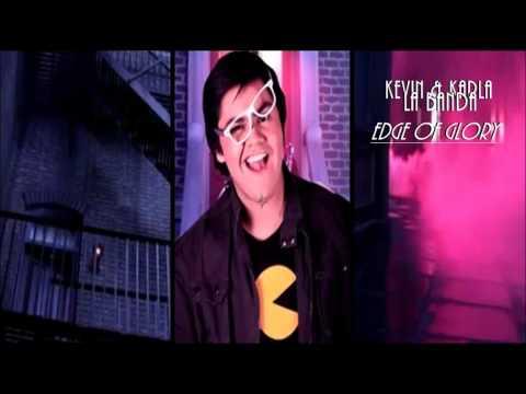 Tekst piosenki Kevin Karla y LaBanda - Edge Of Glory po polsku