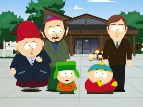 South Park Tourettes