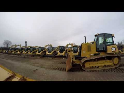 CATERPILLAR TRATORES DE ESTEIRAS D6K2LGP equipment video 4fGfdVrD0oc