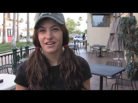 Miesha Tate Strikeforce Challengers 7 PreFight Interview
