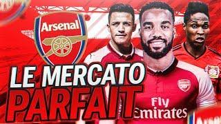 """► ABONNE TOI ! https://www.youtube.com/user/JiqaaVII► N'oublies pas de me dire en commentaire le club que tu veux que je fasses dans le prochain épisode !► J'compte sur vous pour péter cette barre de like ! objectif : 1'500 !►Voilà, le """"Mercato Parfait"""" de Arsenal est enfin dispo' et j'espère que t'as bien aimé !Merci encore pour les 32k les potes vous êtes les meilleurs !Pense à me suivre sur mes réseaux sociaux : ►Twitter : https://twitter.com/Jiqaa7►Snapchat : Jiqaa7►Instagram : Jiqaa7►Twitch : https://www.twitch.tv/jiqaa7►Périscope : @Jiqaa7Prenez soin de vous, profitez et je vous embrasse ! Ciao ;)"""