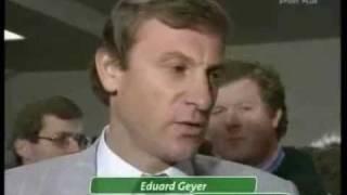 Toni schlägt die DDR und seine Kritiker (WM-Quali 1989/90)