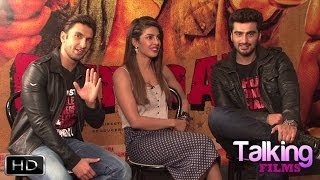 Priyanka Ranveer Arjun Fun Interview On Gunday Part 4