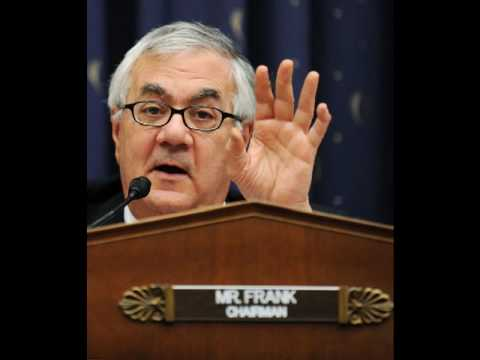 Barney Frank Created the Housing Bubble