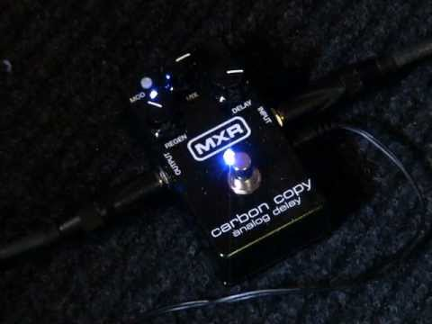 FPE-TV MXR Carbon Copy Delay
