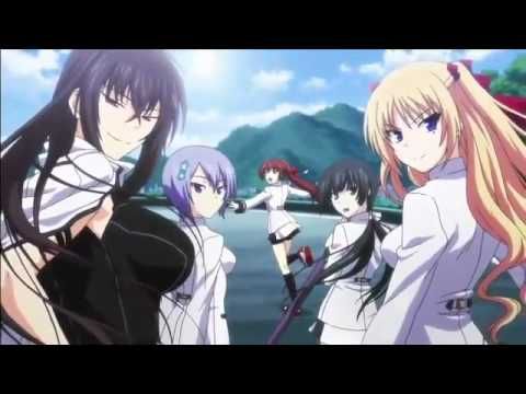 Majikoi Oh Samurai Girls Dual Audio Video