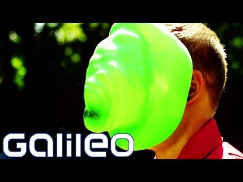 Highspeed Heroes: Wasserbombe | Galileo