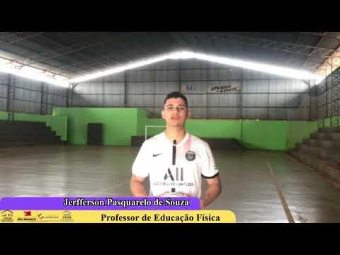 Início de atividades no Ginásio de Esportes Reviver. Prefeitura de Rio Branco trabalhando por vc!