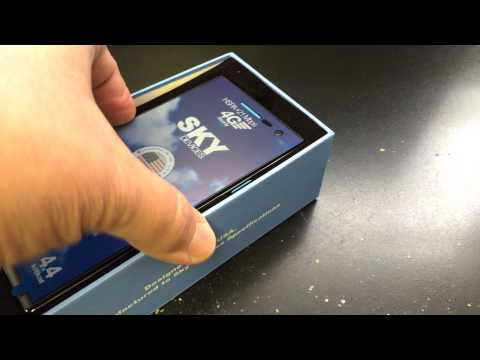 SKY DEVICES SKY 5.0Q DUAL SIM Unboxing Video – in Stock at www.welectronics.com