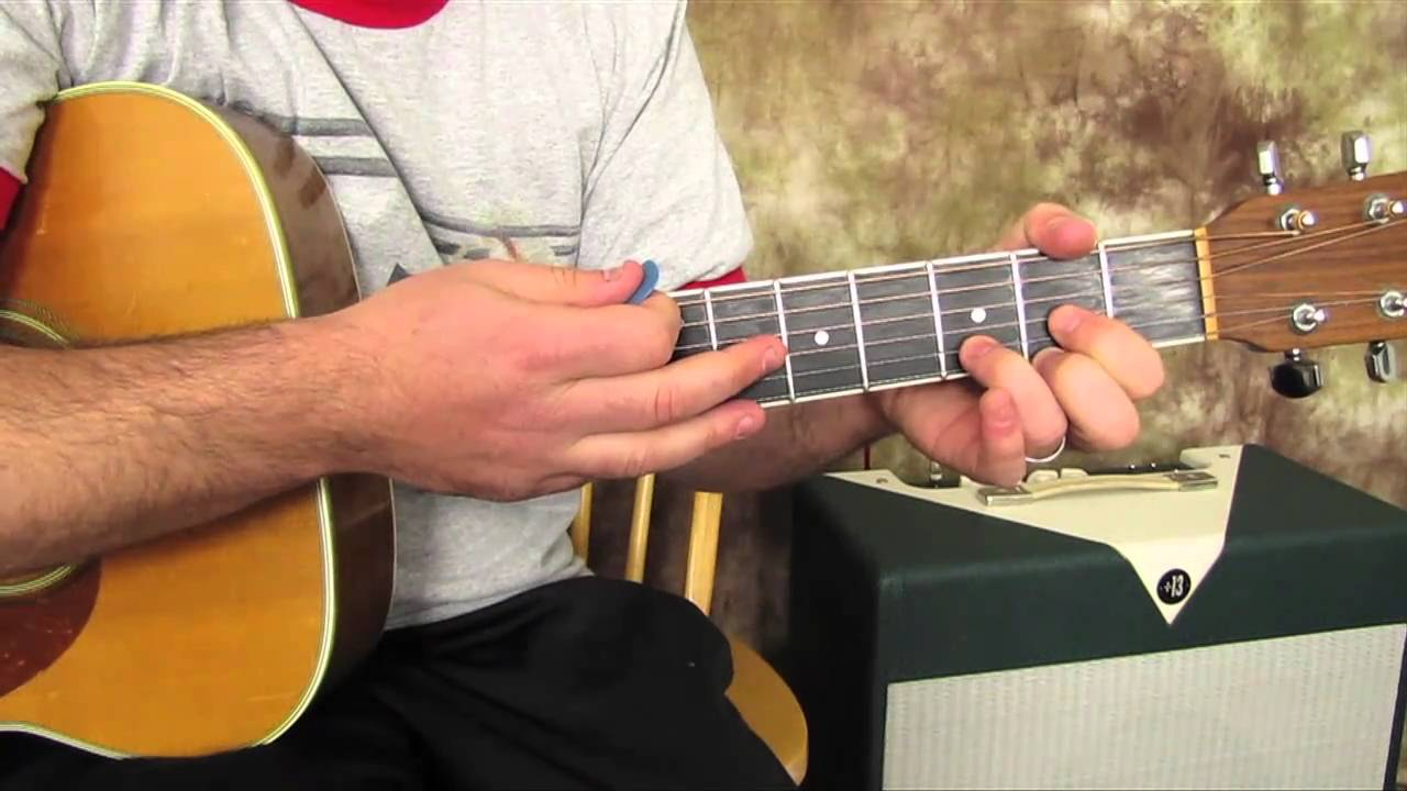 Three Little Birds, Bob Marley – Easy Acoustic Songs Guitar Lesson – Beginner Guitar lesson