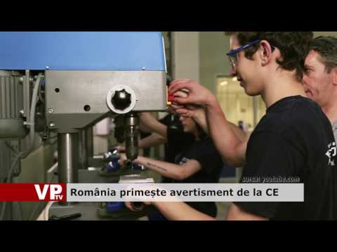 România primește avertisment de la CE