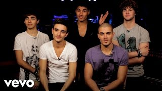 The Wanted - VEVO Detected Interview