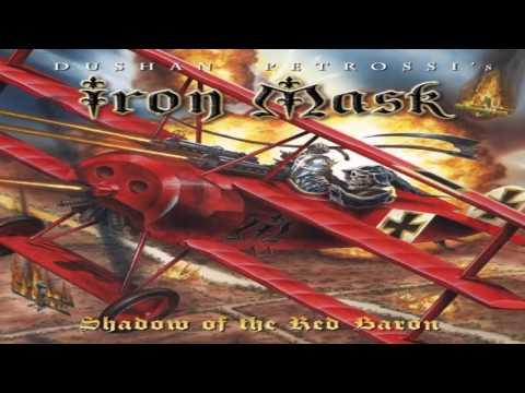Tekst piosenki Iron Mask - Shadow of the Red Baron po polsku