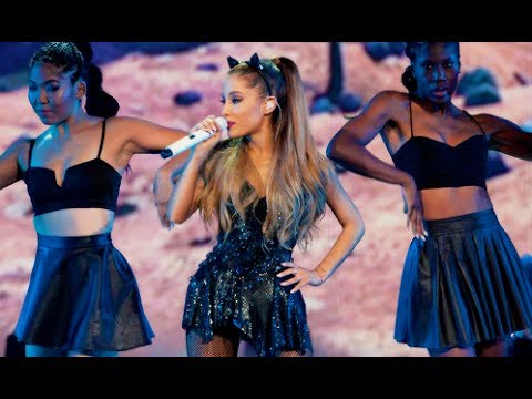 Ariana Grande - Break Free (Live At America's Got Talent) HD