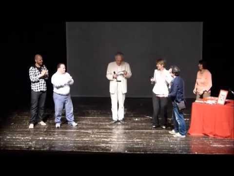 Assegnazione degli eolo awards 2013 al Teatro Verdi