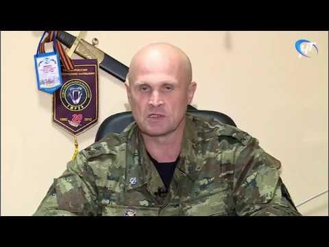 Сотрудники отдела спец. назначения «Русич» рассказали журналистам об особенностях своей службы