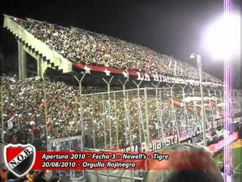 """Vos sos mi unica pasion"" - OrgulloRojinegro.com.ar - Newell's 2 - Tigre 0 - La Hinchada Más Popular - Newell's Old Boys"