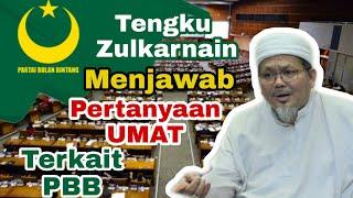 Video VIRAL!! TERJAWAB SUDAH Tengku Zulkarnain Menjawab Pertanyaan Umat Terkait Gonjang-Ganjing PBB MP3, 3GP, MP4, WEBM, AVI, FLV Maret 2019