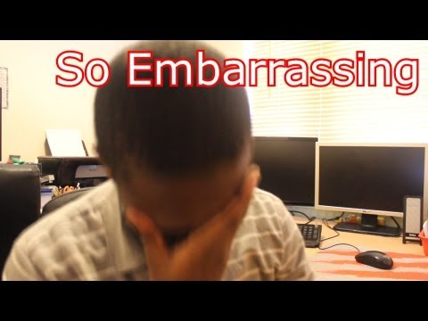 MOST EMBARRASSING MOMENT EVER!