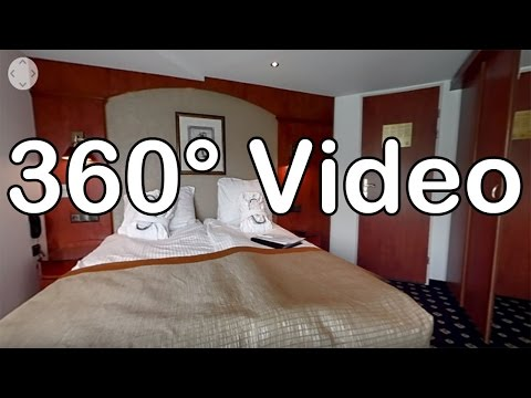 360 Grad Video: Kabine 201, Kat. F - MS Gloria