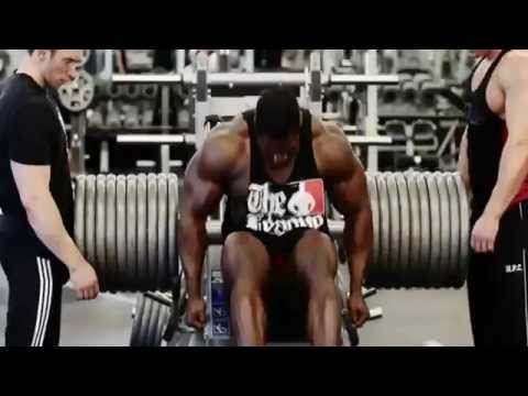Bodybuilding Motivation - Road to Success 2014