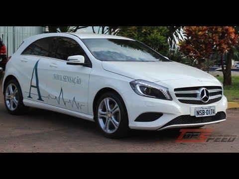 Mercedes classe a 200 фотка