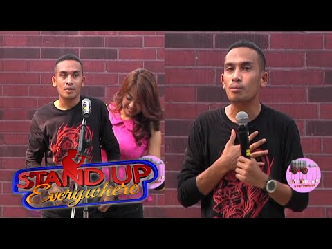 ABDUR ARSYAD   STAND UP EVERYWHERE Eps 1 [SUWHER] [26 Nov 2015]