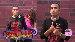 Video ABDUR ARSYAD   STAND UP EVERYWHERE Eps 1 [SUWHER] [26 Nov 2015] MP3, 3GP, MP4, WEBM, AVI, FLV Maret 2019