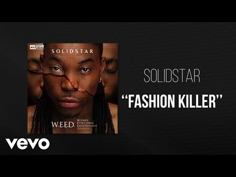 Solidstar - Fashion Killer - Official Audio