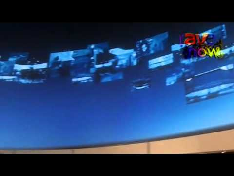 SANYO Shows 15,000-Lumen QuaDrive Projector