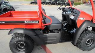 10. 2016 Kawasaki Mule 610 4x4 For Sale Freedom Powersports Fort Worth Texas