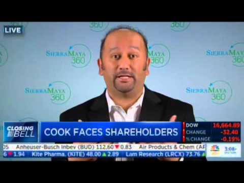 Amish Shah takes his stance on the FBI vs. Apple on CNBC Closing Bell