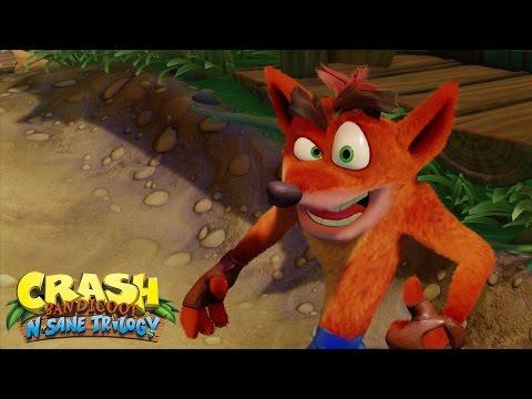 ¡Ojo! Crash Bandicoot está de regreso